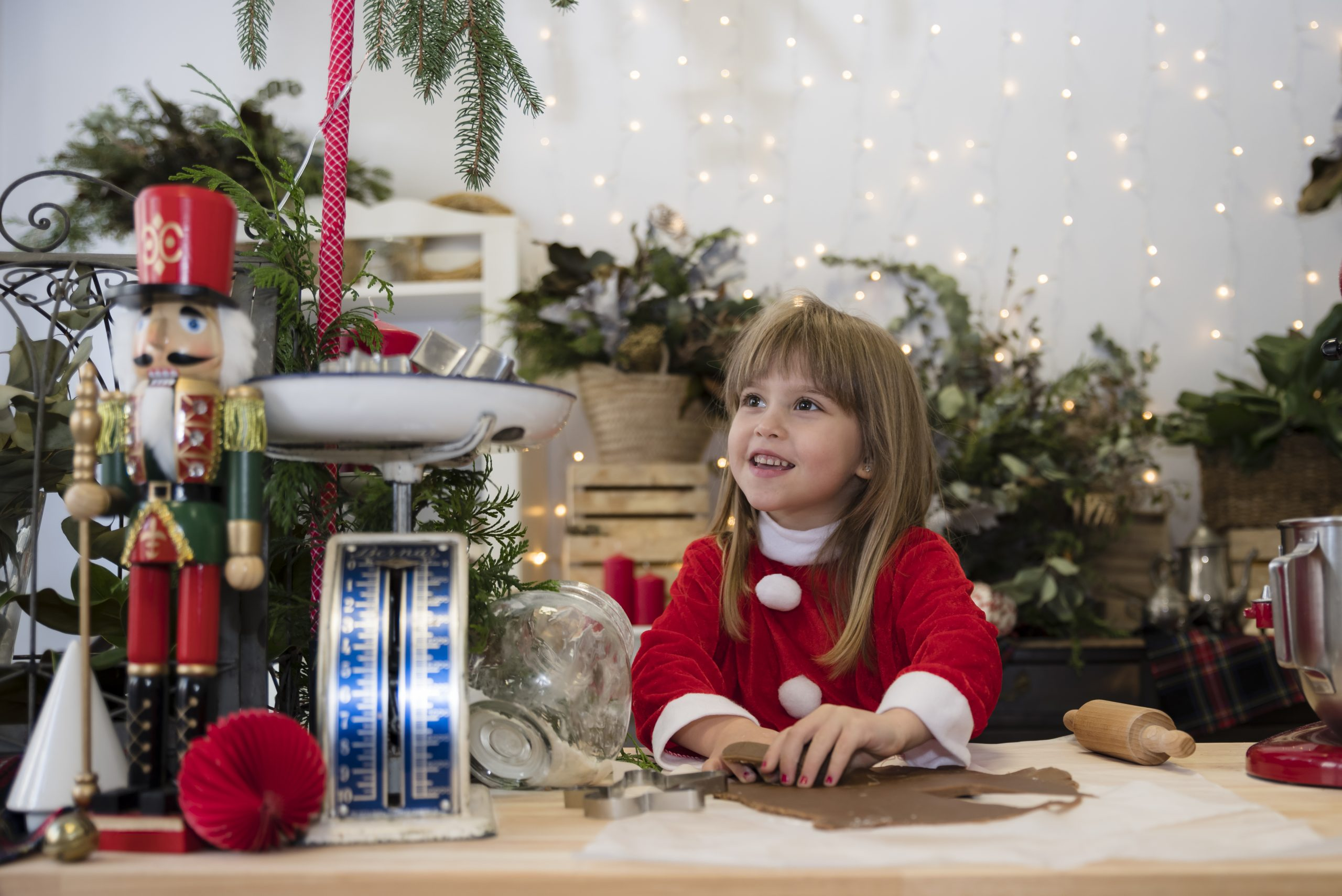 Sesión fotográfica Navidad en familia por Diana Fajardo