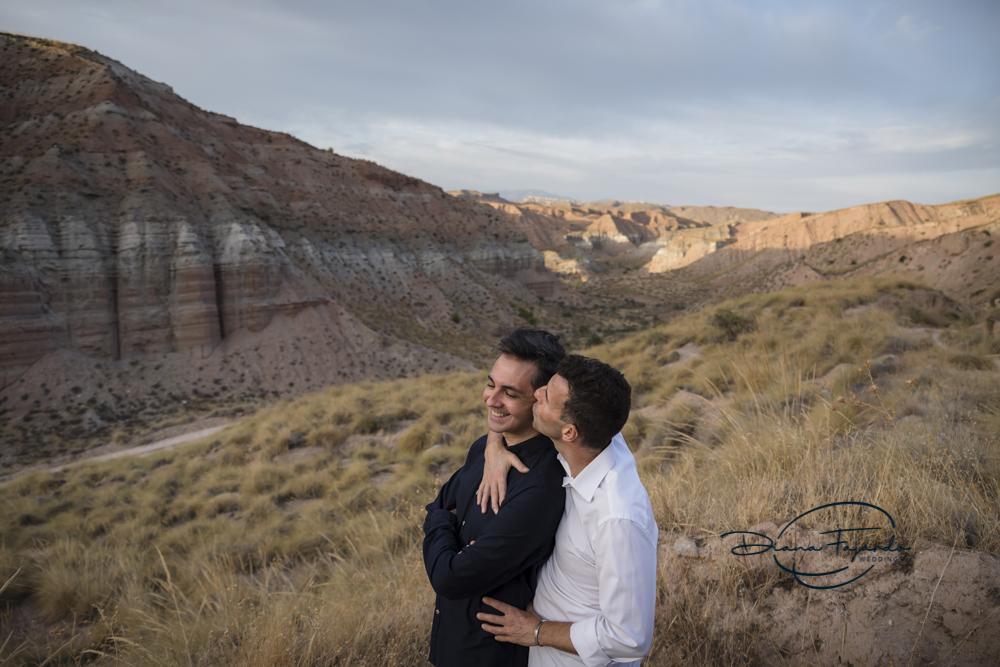 Boda LGTB en Andalucía